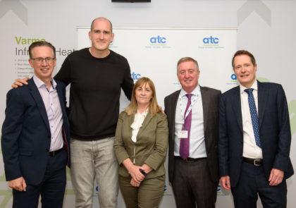 ATC Directors meet Devin Toner