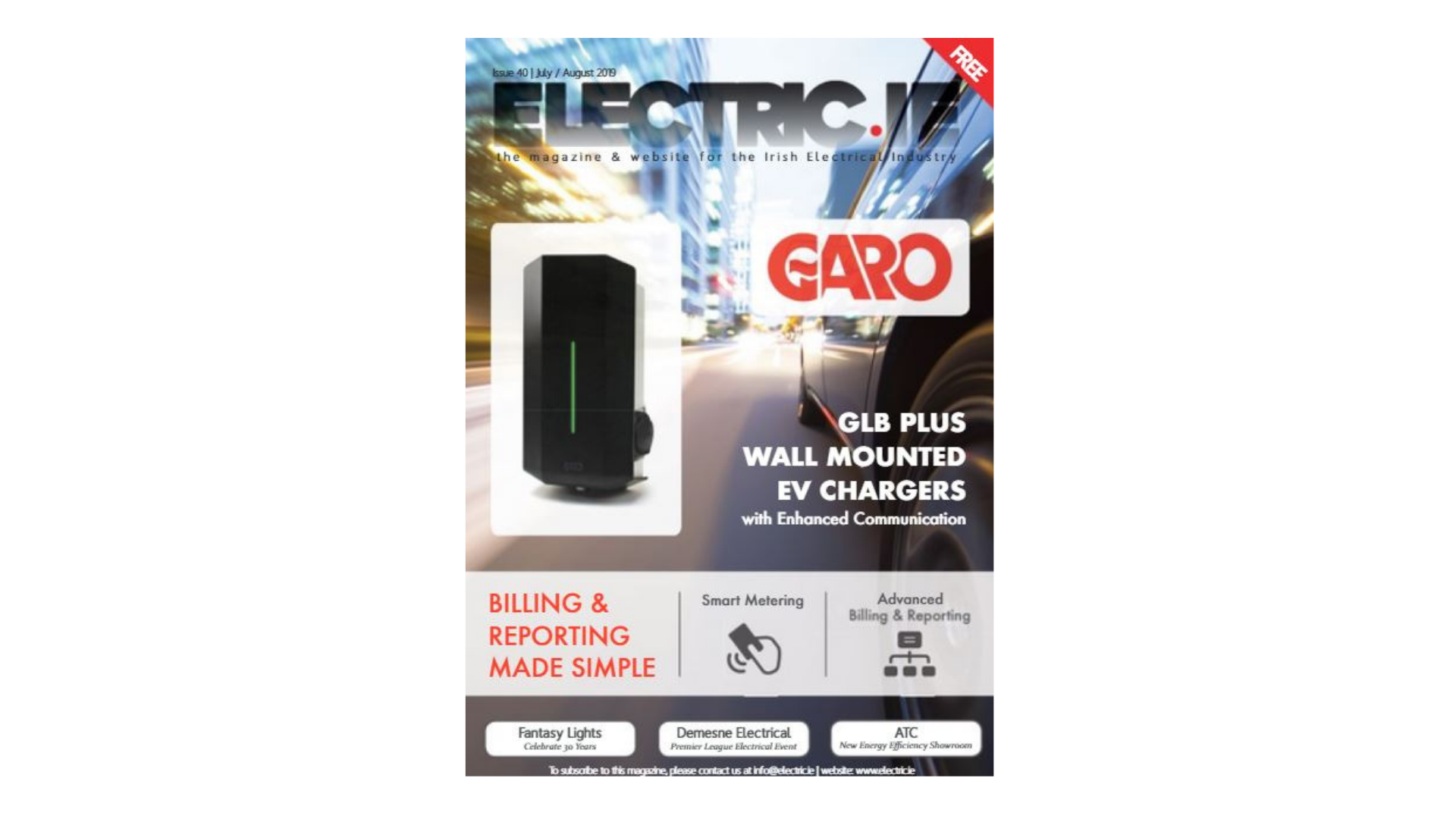 Electric.ie, ATC & ATC Sun Ray RF Electric Thermal Radiators