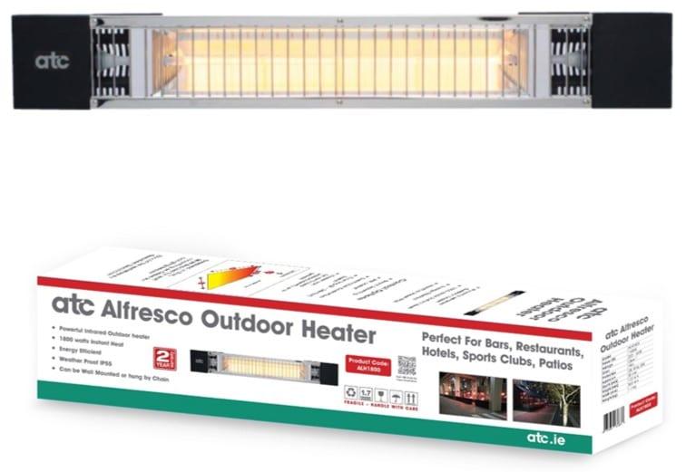Alfresco Outdoor Heater