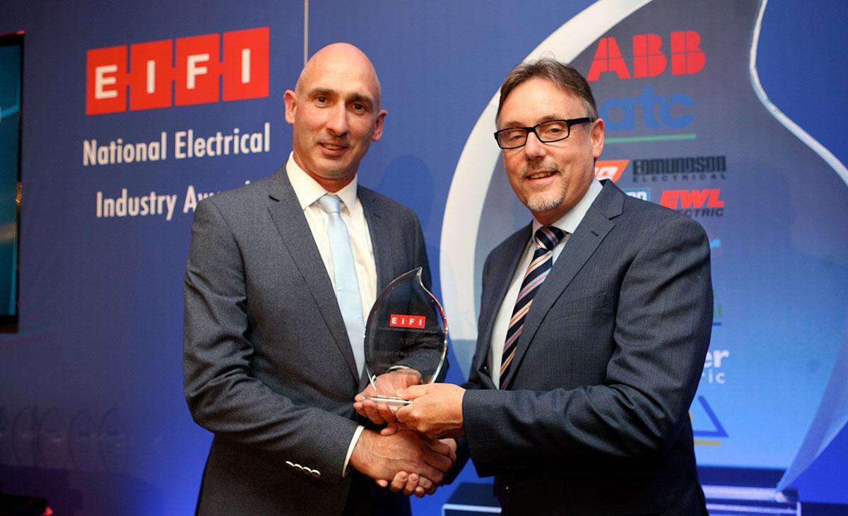 ATC Win Project Of The Year EIFI Award 2019