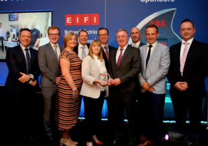 ATC Electrical EIFI Awards 2019
