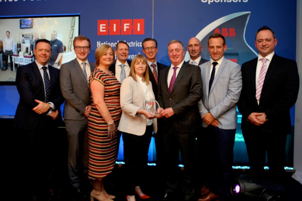 EIFI Award-Winning Project Of The Year 2019 And The Sunray RF