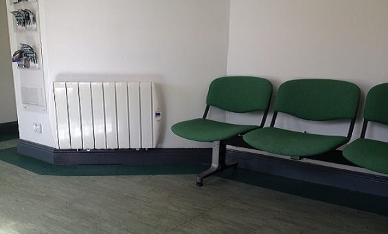 Irish Rail Train Station Nenagh - Sun Ray Plus Radiators
