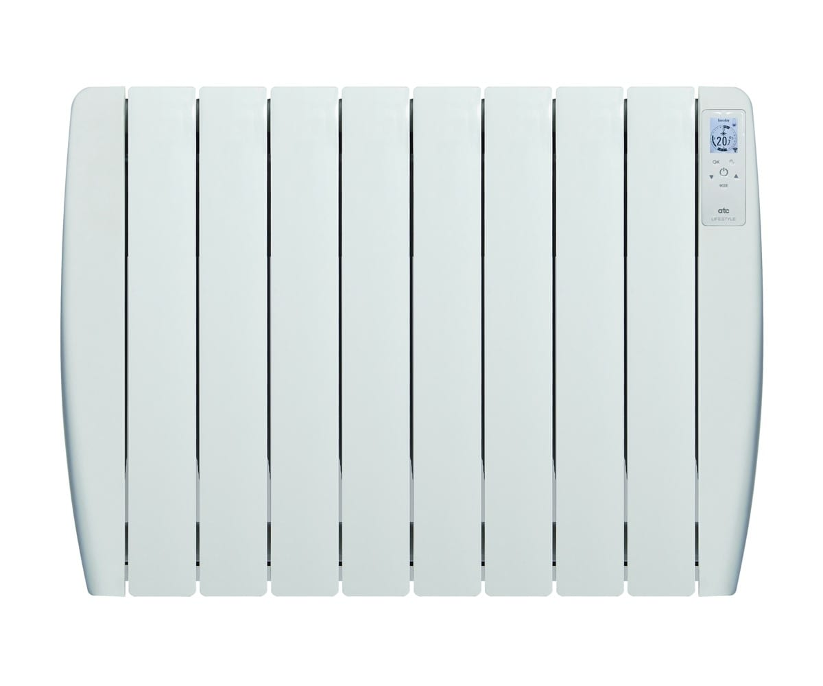 Lifestyle Electric Thermal Radiators Atc Electrical Mechanical Floor Heat Piping Diagram Together With Storage Heater Wiring