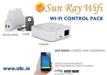 Sun Ray Wi-Fi Control Pack