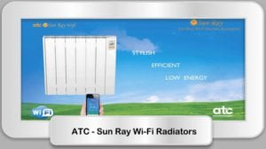 Sun Ray Wi-Fi Radiators- Promo Video