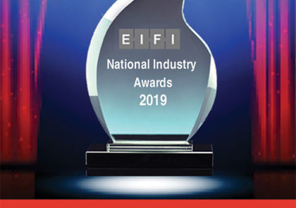 Electrical Industries Federation Of Ireland Awards 2019