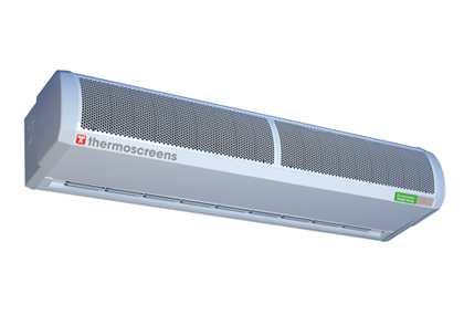 C Range Surface Air Curtains