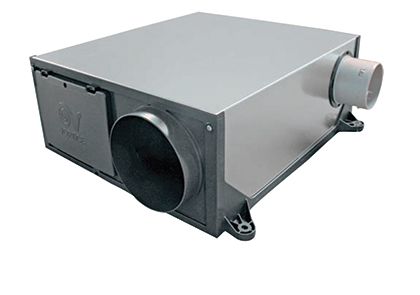 Vort Platt ES Central Extract System