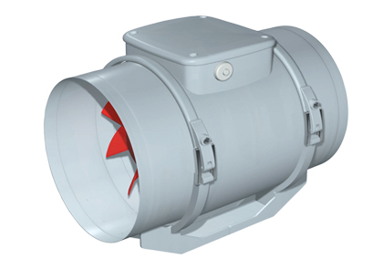 Lineo Mixed Flow In-Line Fans