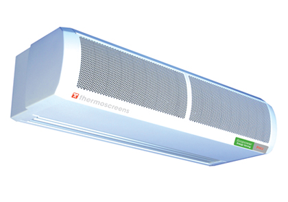 PHV Surface Mounted Air Curtains
