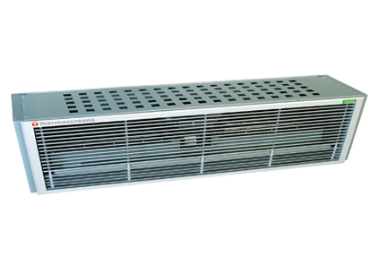 PHV Range Recessed Air Curtains