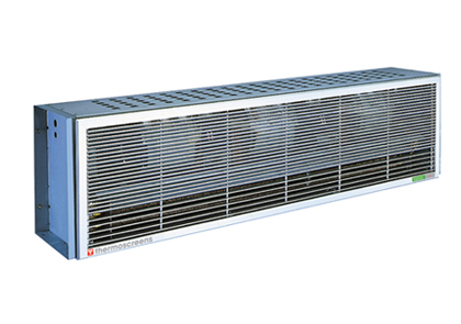 T Range Recessed Air Curtains