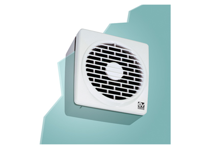 Vario Built In Wall Fans