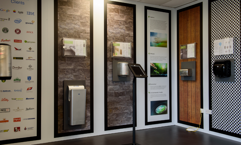 ATC Energy Efficient Hand Dryers