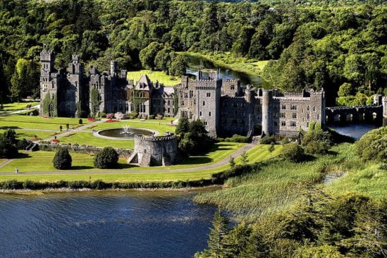 Ashford Castle Refurbishment