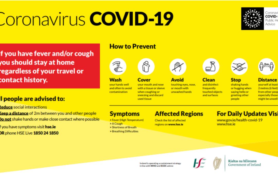 ATC Covid 19 Information