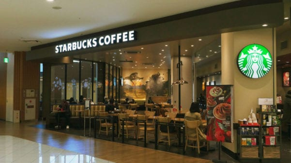 Starbucks partners with atc & the Panther Hand Dryer