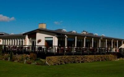 Milltown Golf Club & Sienna Quartz Outdoor Heater