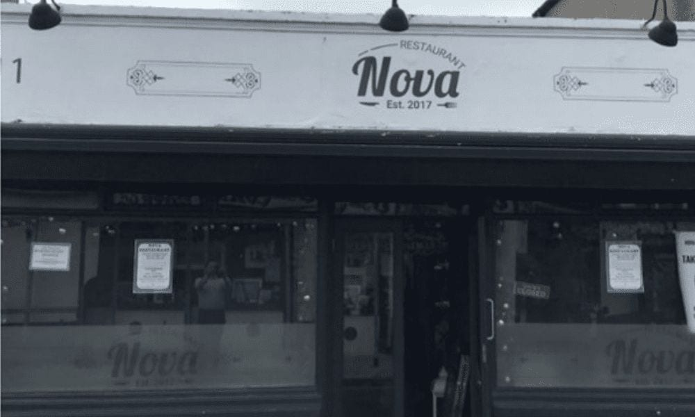 Case Study: Nova Restaurant, Dalkey – Outdoor Heating